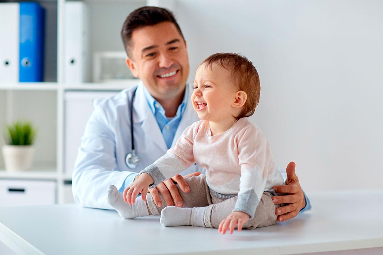 Clínica Médica e Dentária de paranhos - Pediatria