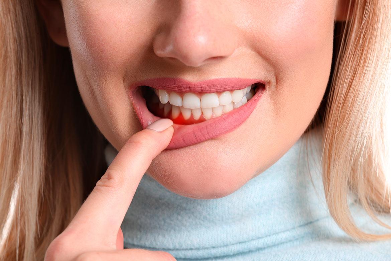 consulta de periodontologia