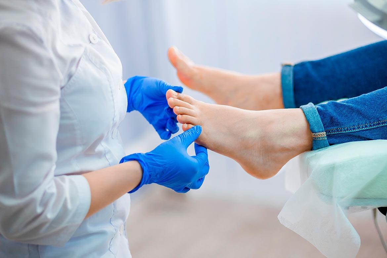 Clínica Médica e Dentária de paranhos - podologia